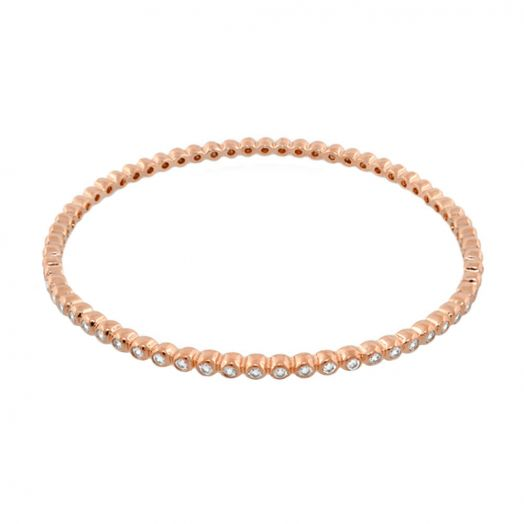 Stackable Slip On Bangle