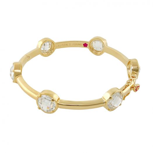 Glamour by the Yard Bangle