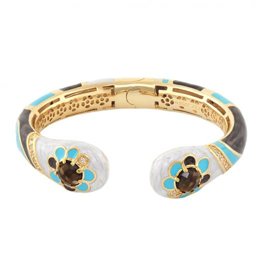 Field of Flowers Bangle