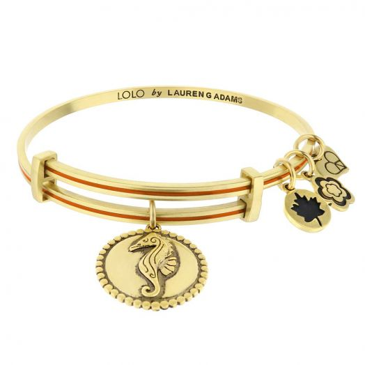 Lolo Sea Horse Bangle