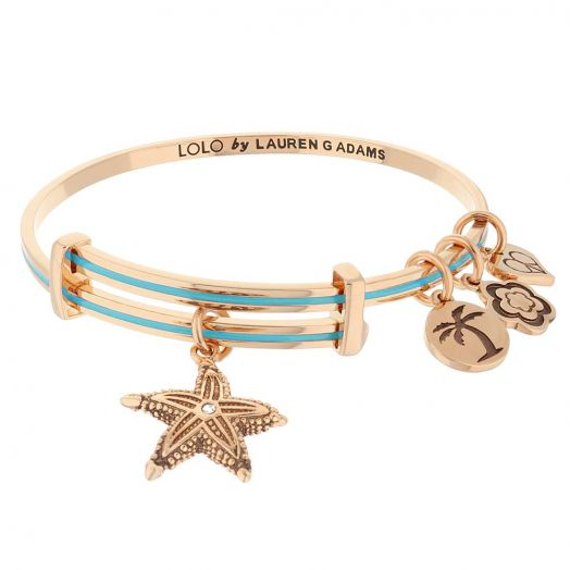 Lolo Starfish Bangle.