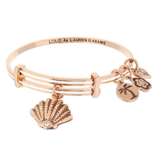 Lolo Clam Shell Bangle.