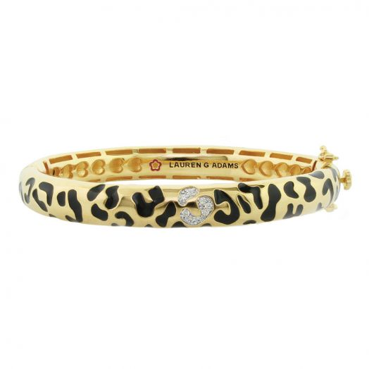 Sweet Leopard Bangle