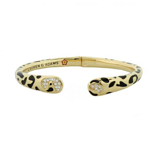 Sweet Leopard Bangle.