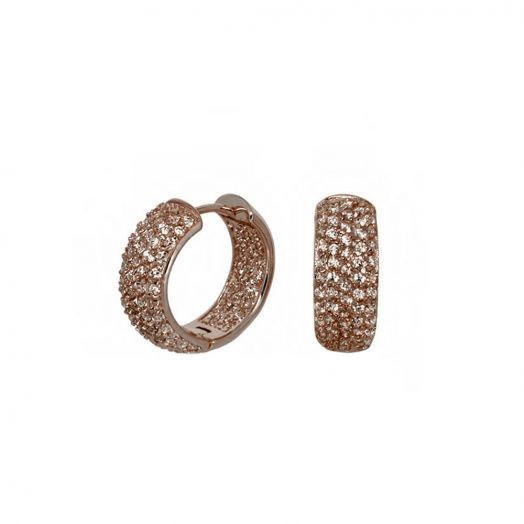 Glamour Pave Earrings