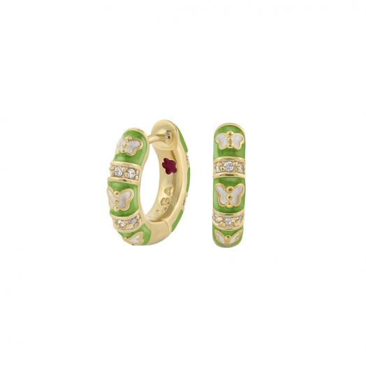 Butterfly World Earrings