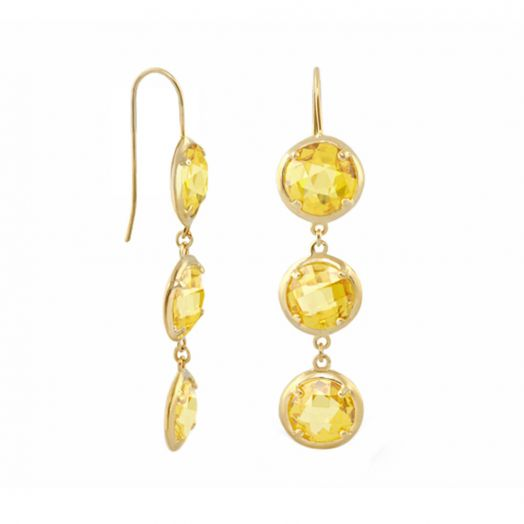 Glamour by the Yard Earrings