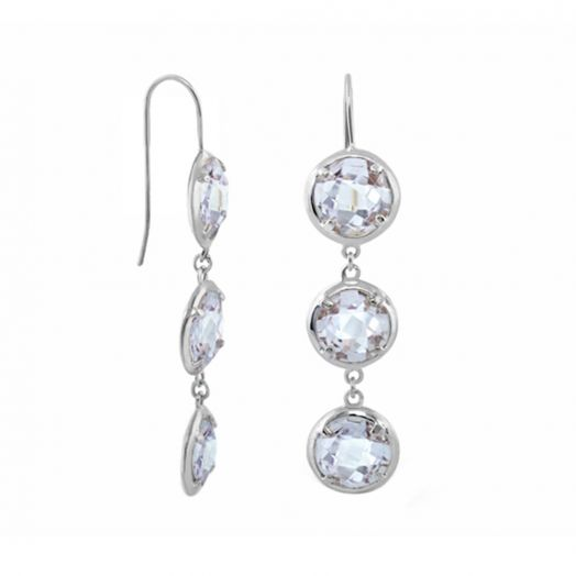 Glamour by the Yard Fish Hook Earrings