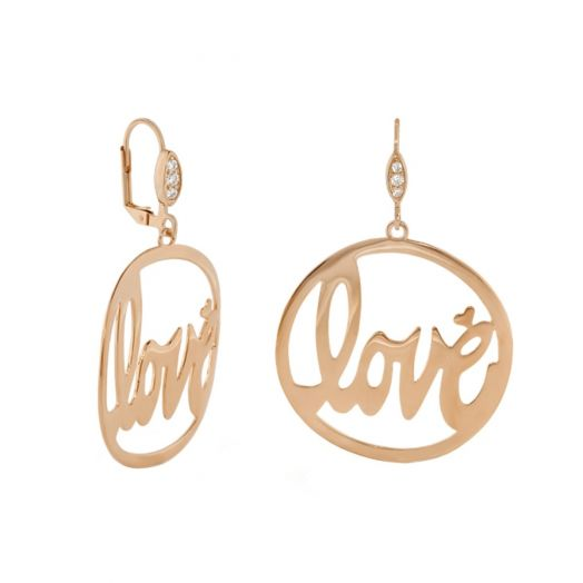Love Rocks Earring