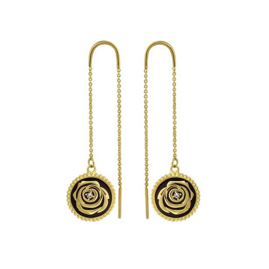 Rosie Passion Earrings