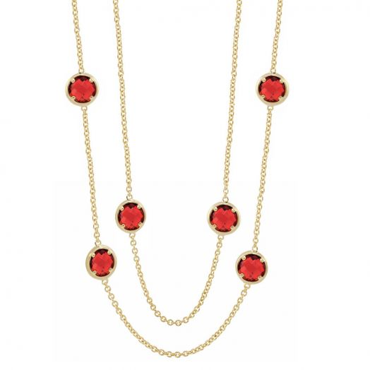Glamour by the Yard Necklace