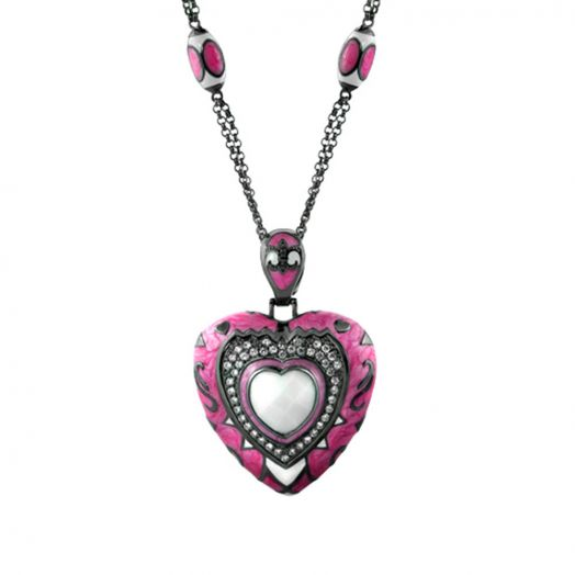 Knights of  Love  Necklace