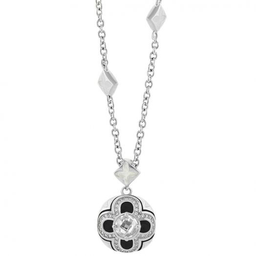 Floral Knight  Necklace