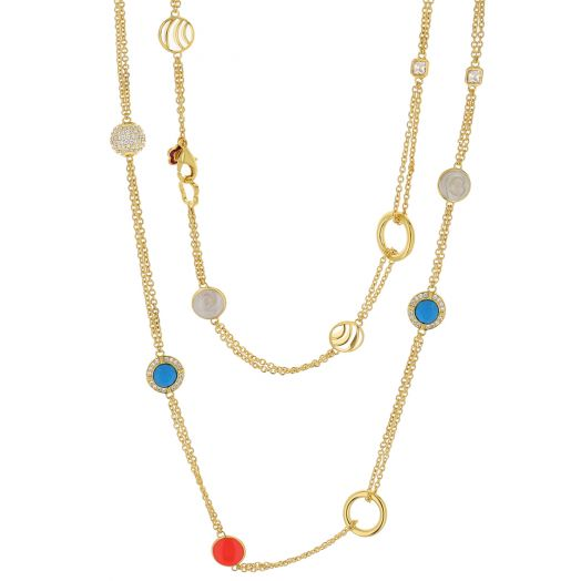 Caribbean Waters Necklace