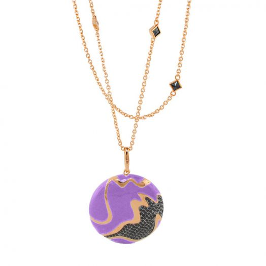 Earth Wind and Fire Necklace