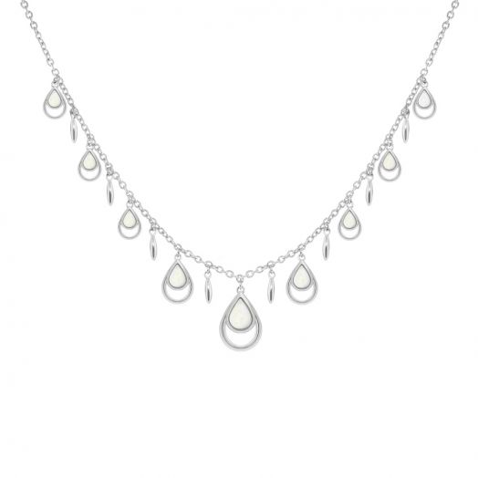 Marilyn Teardrop Necklace