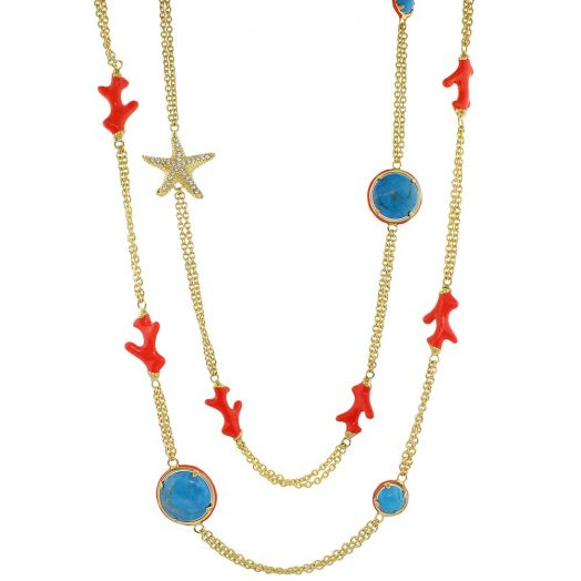 Pretty Little Things Long Necklace