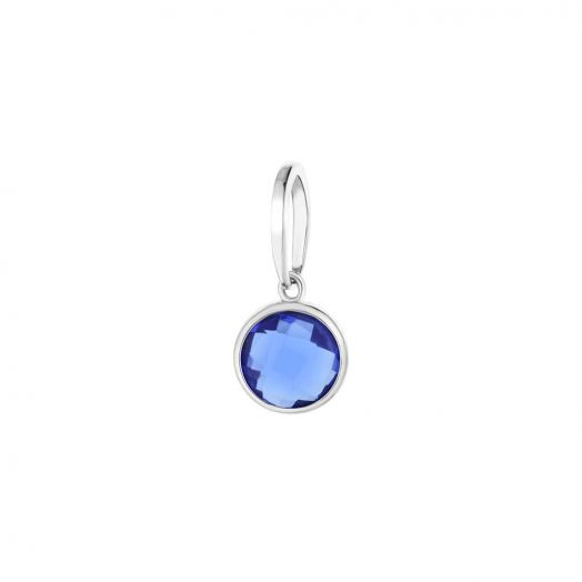 Lolo September Birthstone Cz Pendant
