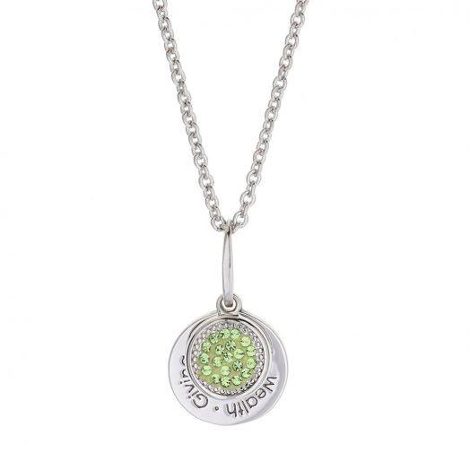 Lolo August Birthstone  Necklace