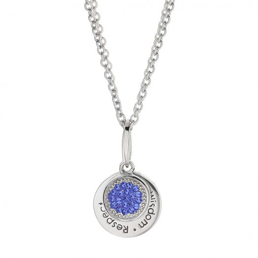 Lolo September Birthstone  Necklace