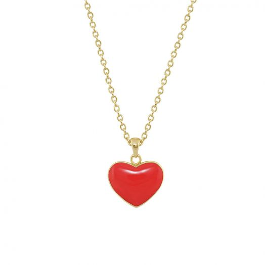 Baby Hearts Necklace