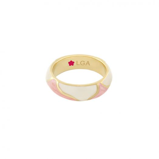 Earth Wind Stackable Ring