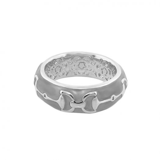 Stirrup Band Ring