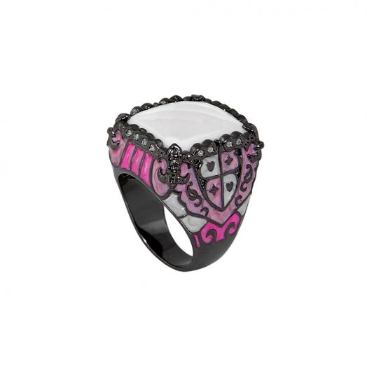 Knights of Love Cocktail Ring