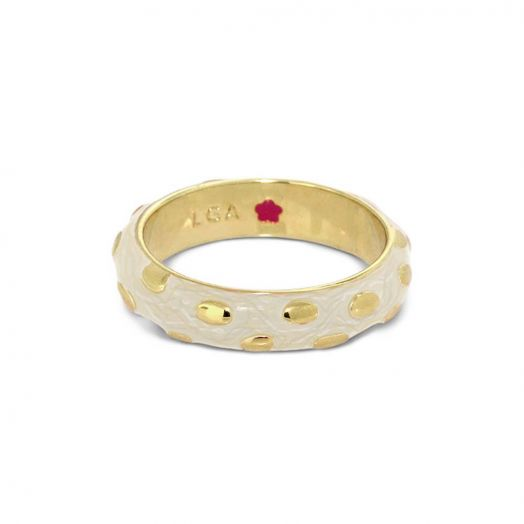 Tiny Dots Stackable Ring