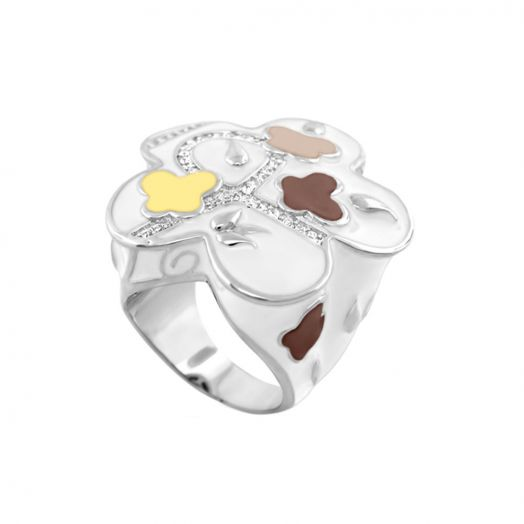 You Neek Cocktail Ring