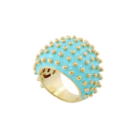Fresh Fantasy Cocktail Ring