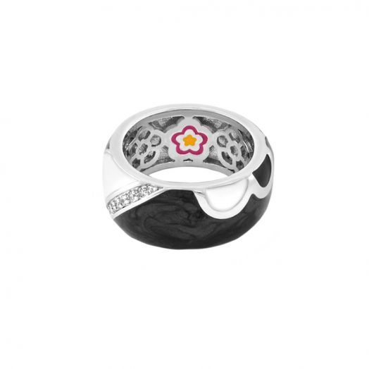 Field of Flowers Band Ring