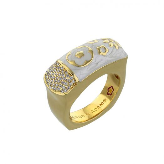 Floral Days Ring