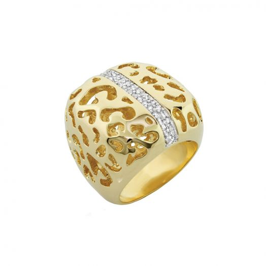 Sweet Leopard Ring