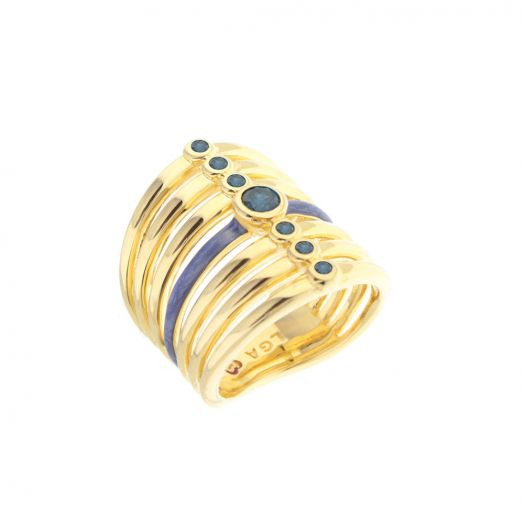 Egyptian Queen Ring