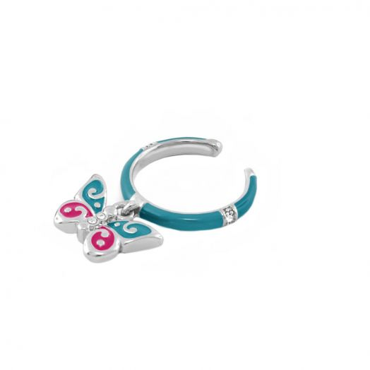 Stackable Butterfly Ring