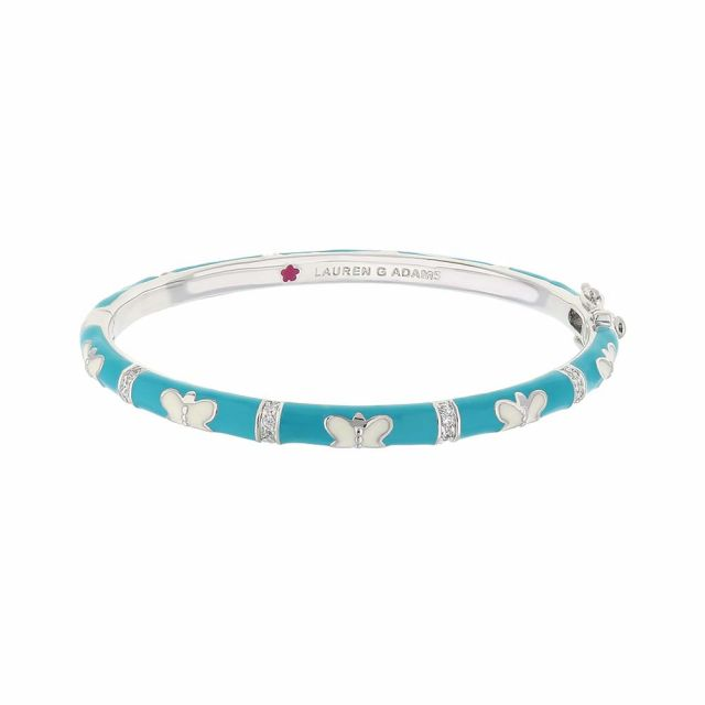 Butterfly World Stackable Bangle