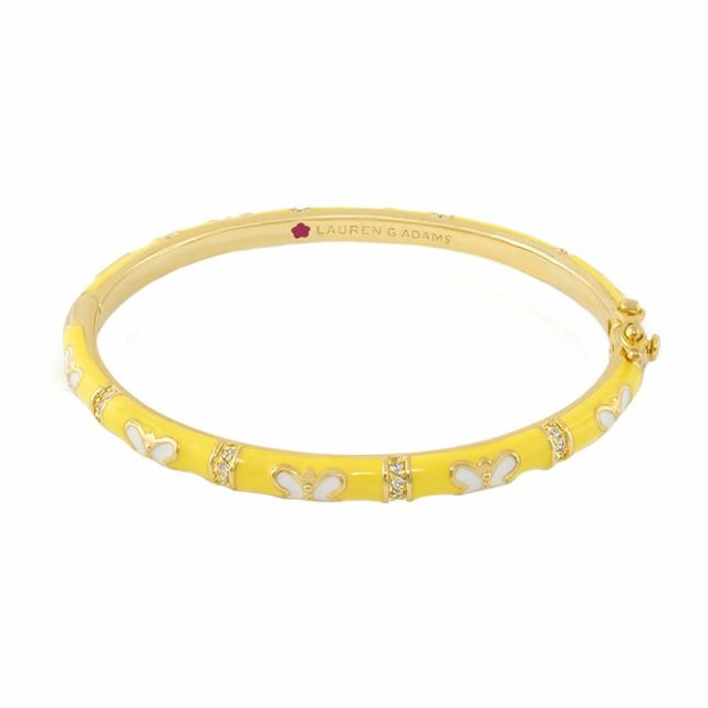 Butterflie World Stackable Bangle