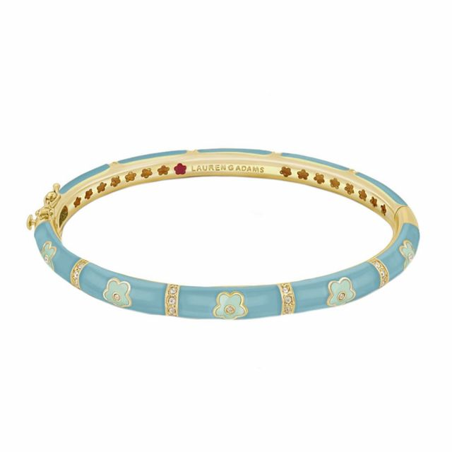 Daisy Love Stackable Bangle