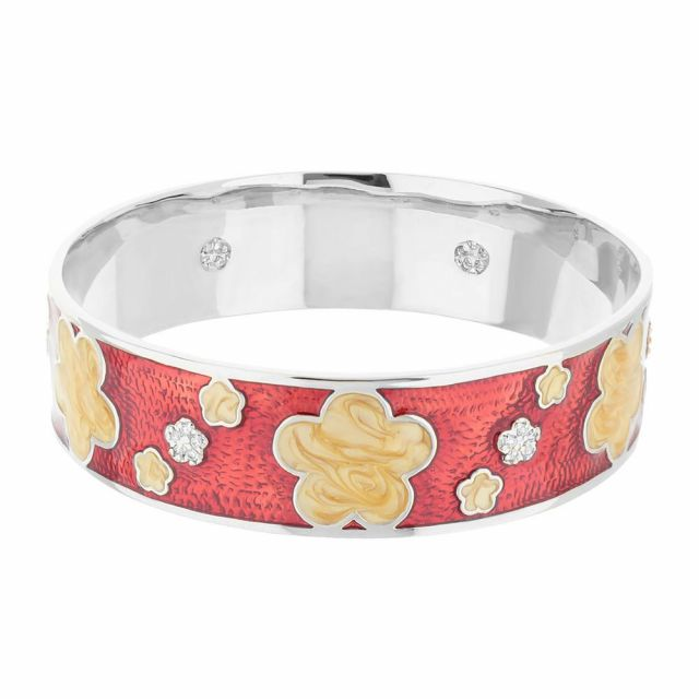 Slip On Stackable Bangle