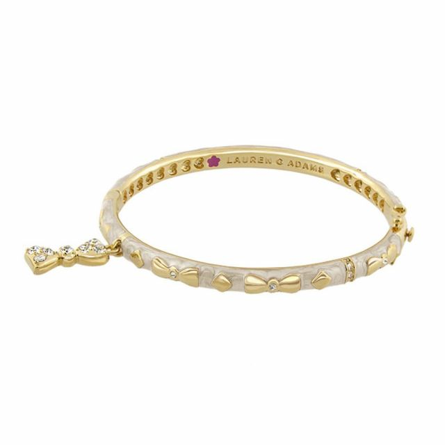 Stackable Bow Bangle