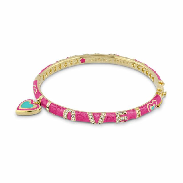 Heart Stackable Bangle