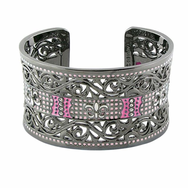 Knights of Love Cuff Bangle