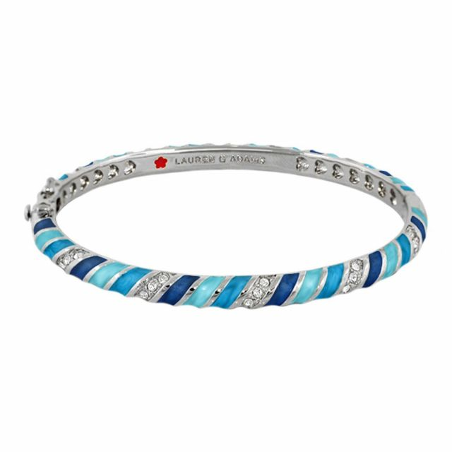 Stackable Fiesta Candy Stripes Bangle
