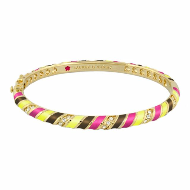 Stackable Fiesta Stripes Bangle