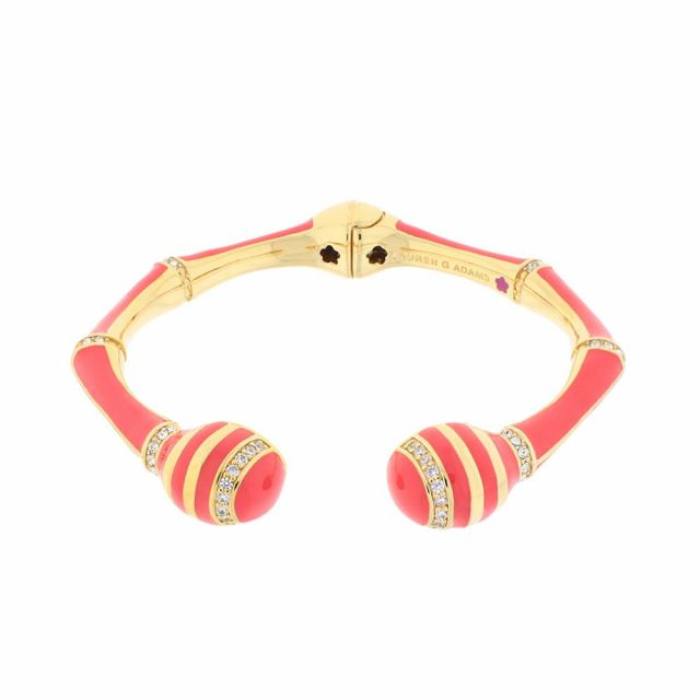 Bamboo Striped Bangle
