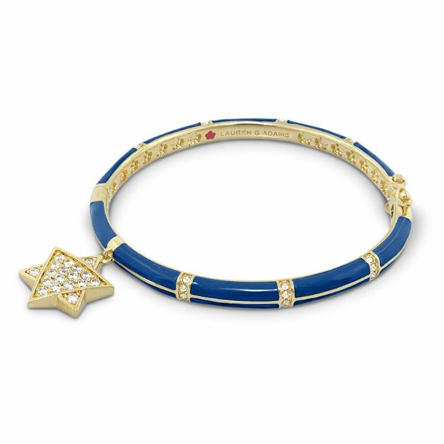 Star of David Bangle