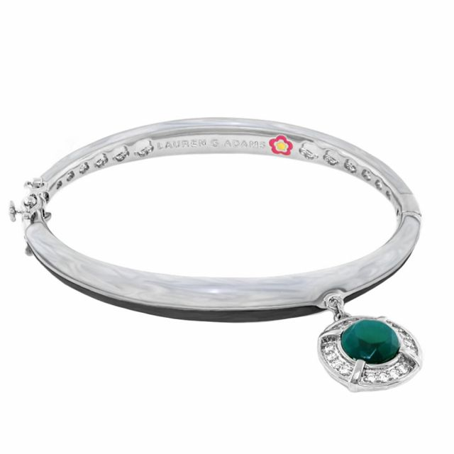 Caribbean Waters Stackable Bangle