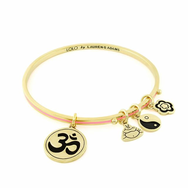 Lolo Ohm Non Adjustable Bangle.