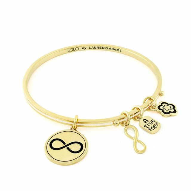 Lolo Infinity Non Adjustable Bangle